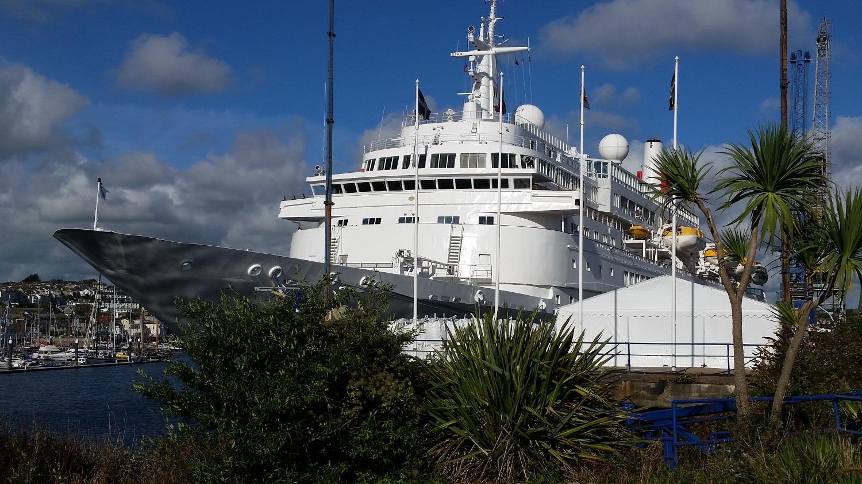 Boudicca British Isles And Ireland Cruise Part CruiseMiss - Cruise ship ireland