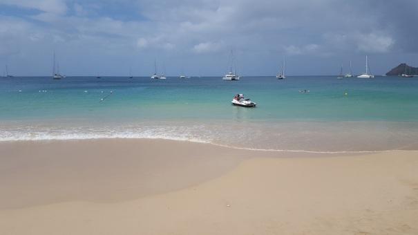 Pigeon-Island-Beach