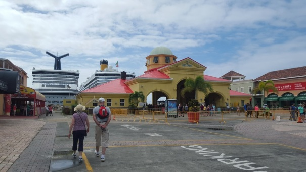 Caribbean and usa with p o cruises part 2 cruisemiss for Port zante st kitts