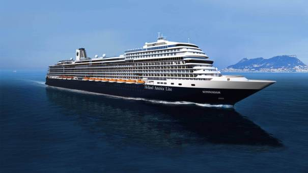 Holland America Line Takes Delivery Of Ms Koningsdam Cruisemiss