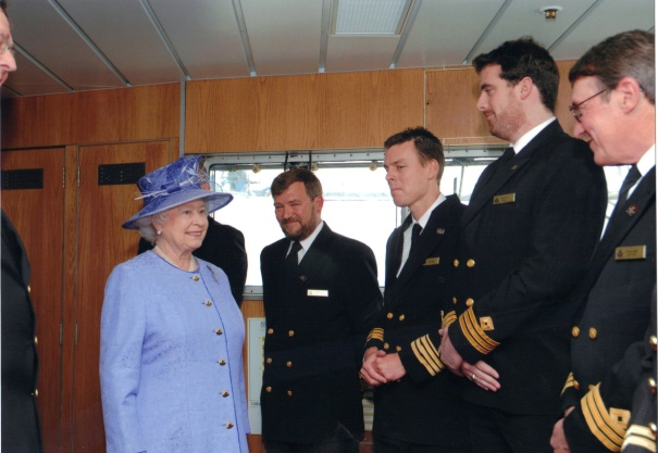 HM The Queen visits QE2 2 June 2008 (22)