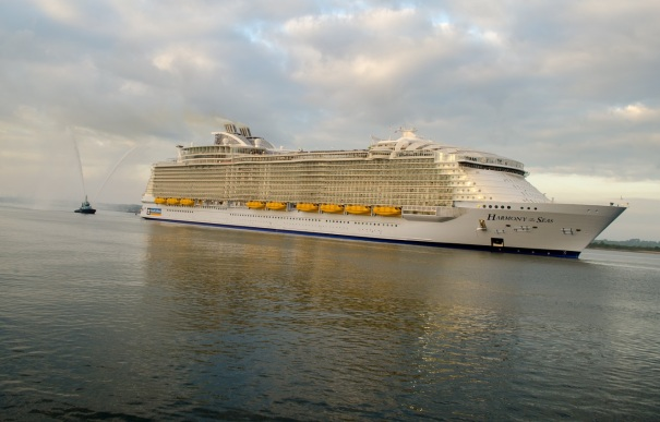 Harmony-of-the-Seas-Southampton