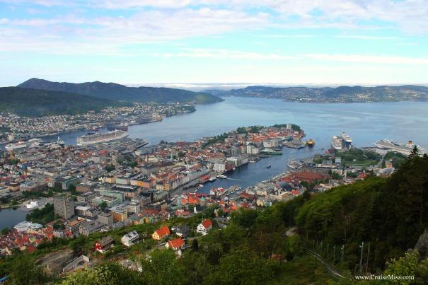 Mount-Floyen-Norway
