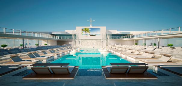 MSC-Meraviglia-Pool