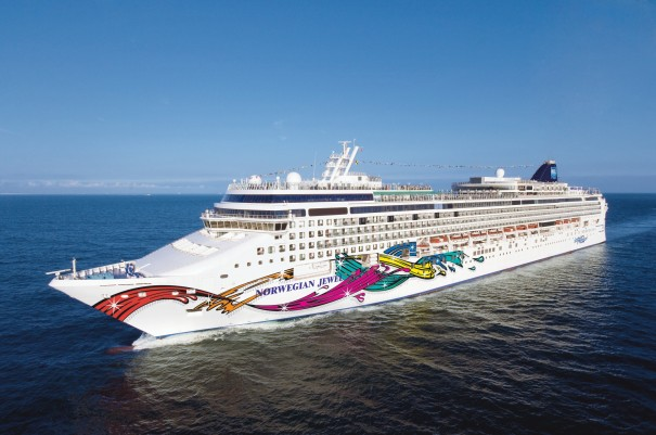 Norwegian-Jewel-Australia