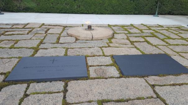 John-F-Kennedy-Gravesite