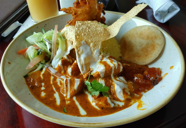Chicken Tikka Masala - Golden Lion Pub