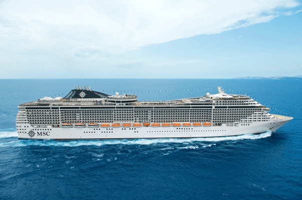 MSC-Splendida-Europe-Cruise-From-Southamtpon