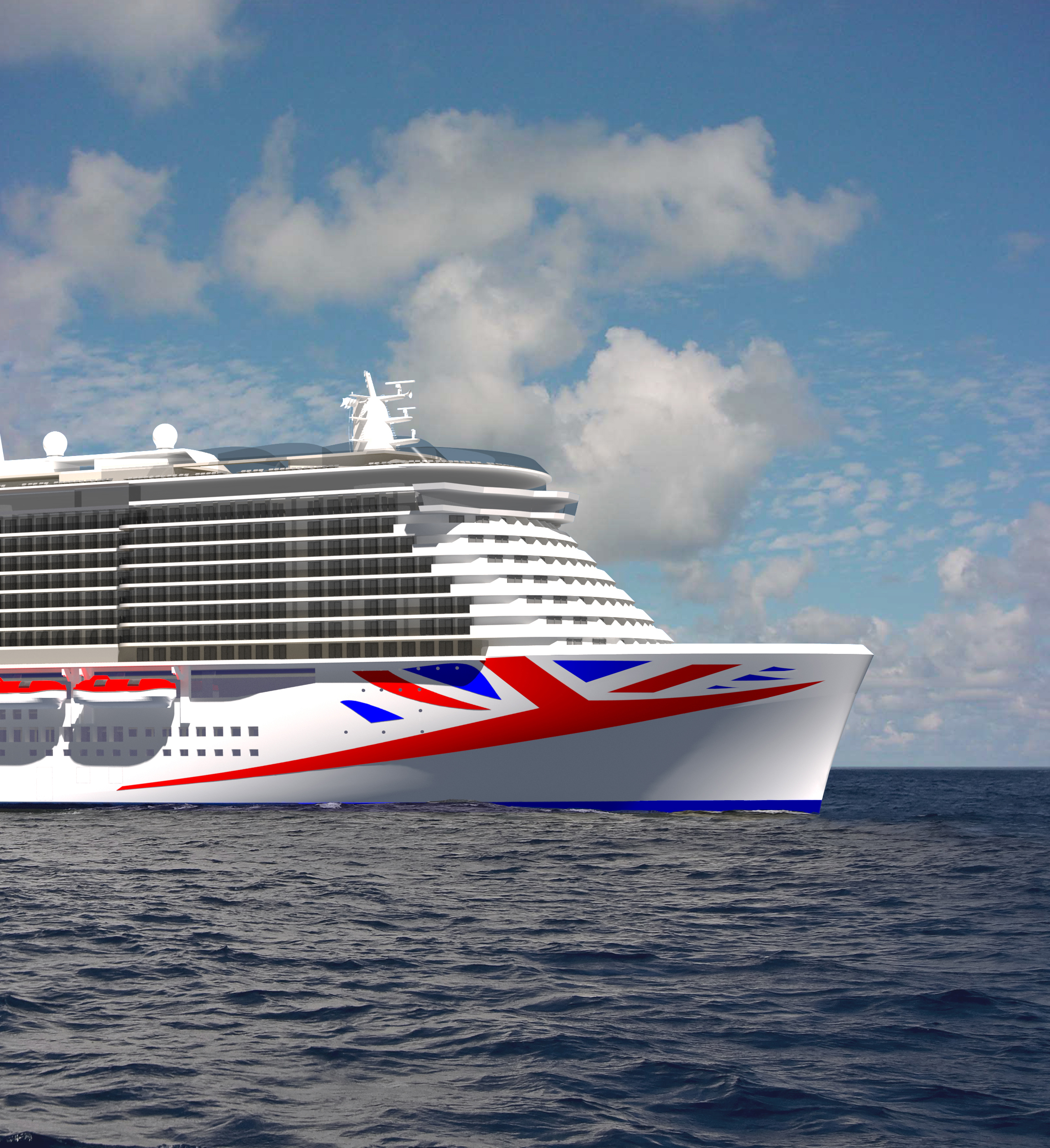 Newest Cruise Ships 2020.New Cruise Ship To Join P O Cruises Fleet In 2020