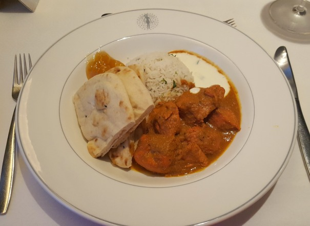 Chicken Tikka Masala - Main Dining Room