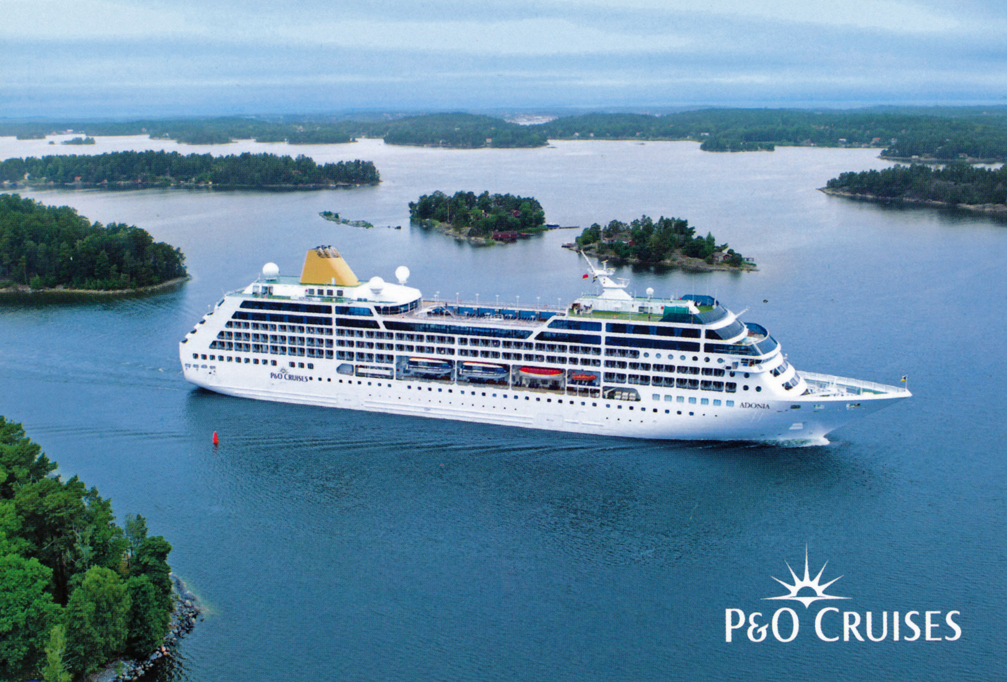 Adonia returns to p o cruises fleet in 2017 cruisemiss for Round the world cruise 2016