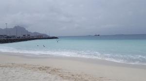beach-praia-cape-verde