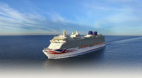 PO Cruises Britannia Rescues African Migrants CruiseMiss Cruise - Britannia cruise ship