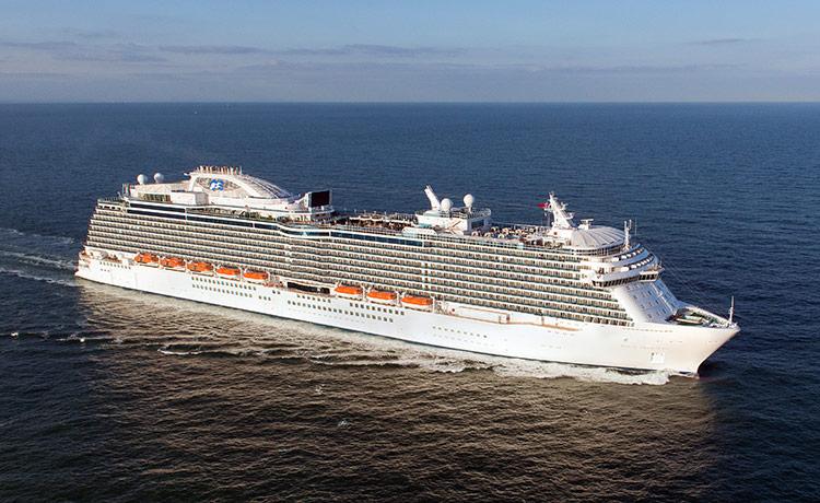 Princess Cruises To Feature Ocean Medallion Aboard Regal