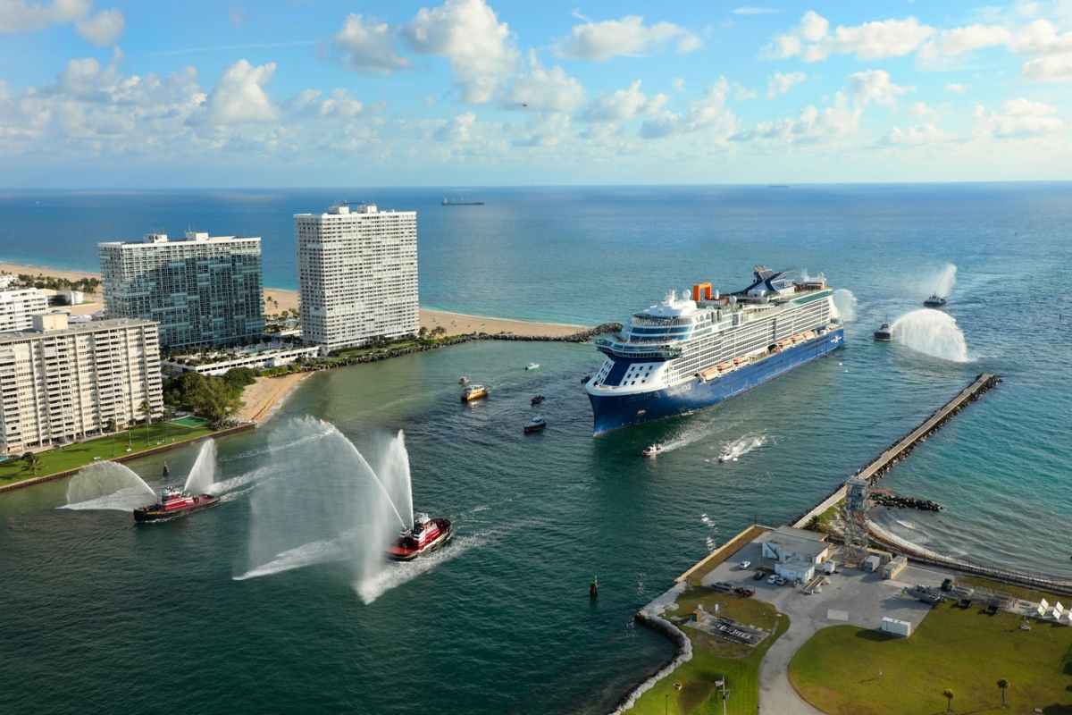 Celebrity Cruises orders fifth Edge class ship - Orlando ...