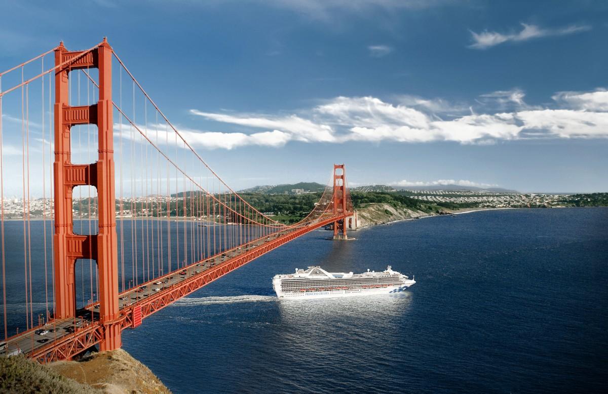 Princess Cruises Announces Us West Coast Sailings For 2020 2021 Cruisemiss Cruise Blog